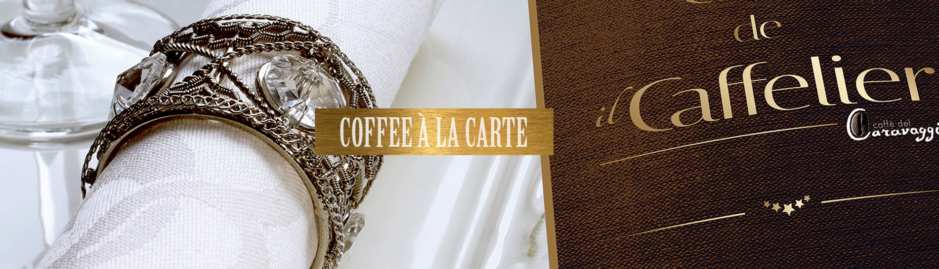 Coffee à la Carte